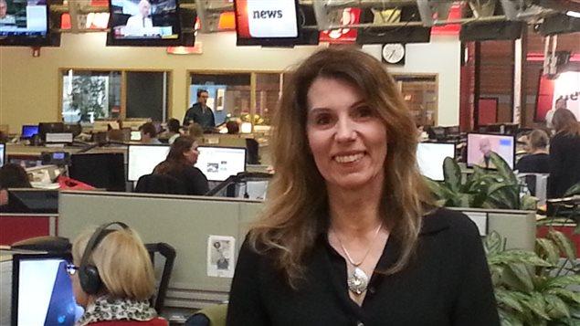 la réalisatrice québécoise Renée Beaulieu