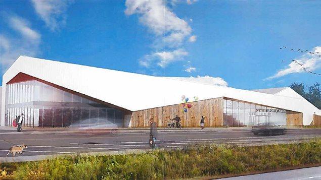 Complexe sportif d 39 amos lainco de terrebonne obtient le for Centre sportif terrebonne piscine