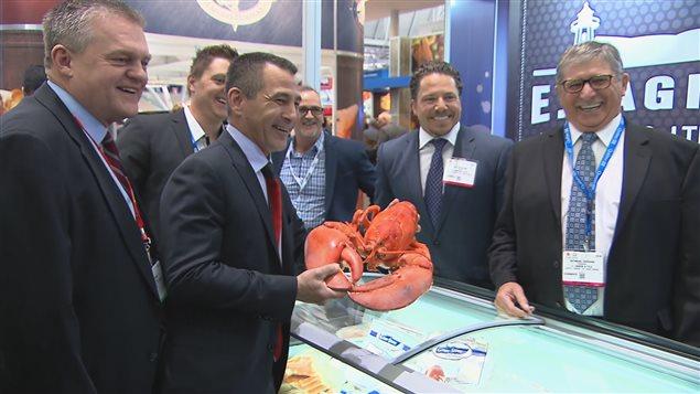 L'heure est au bilan suite au Seafood Expo 2016.