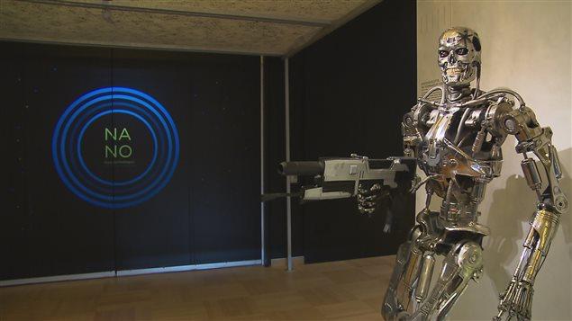 L'exposition Nanotechnologies : l'invisible révolution est présentée au Musée de la civilisation à Québec.