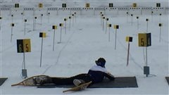 Jeux de l'Arctique à Nuuk au Groenland.
