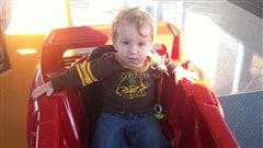 Le petit Ezekiel Stephan est décédé après être tombé gravement malade.