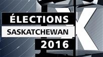 Élections Saskatchewan 2016