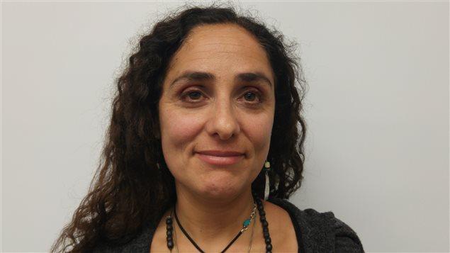 Verónica Sentis Herrmann, profesora en el Departamento de artes escénicas de la Universidad de Playa Ancha, Chile.