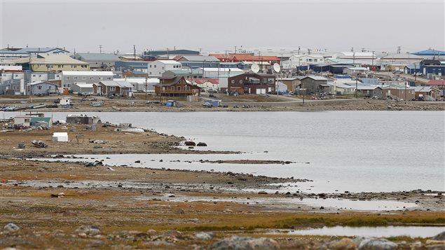 Cambridge Bay, au Nunavut