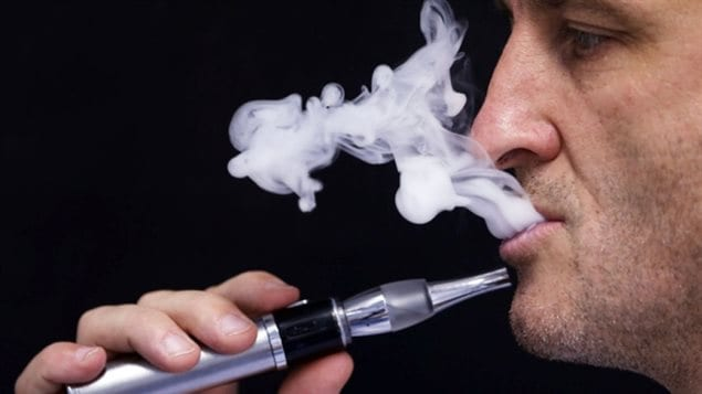 Ontario is proposing to ban e-cigarette and medical marijuana users from smoking or vaporizing anywhere regular cigarettes are prohibited
