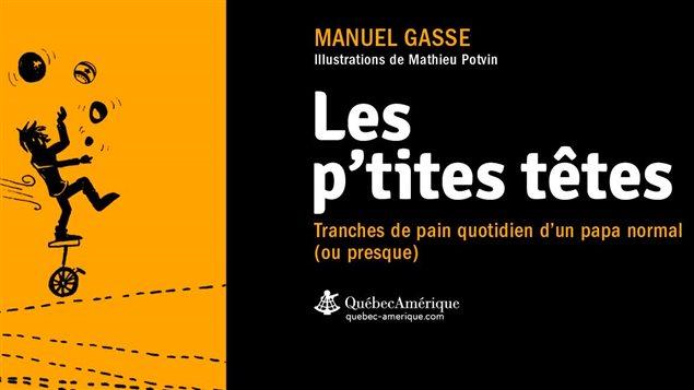 La couverture de « Les p'tites têtes » de Manuel Gasse.