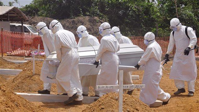Miles de personas perdieron sus vidas en África debido al ébola.