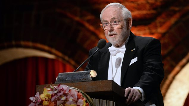 Canadian Arthur McDonald won the 2015 Nobel Prize for physics for his work on neutrinos.