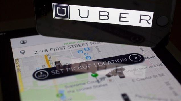 Uber a suspendu temporairement ses activités à l'Aéroport d'Ottawa.