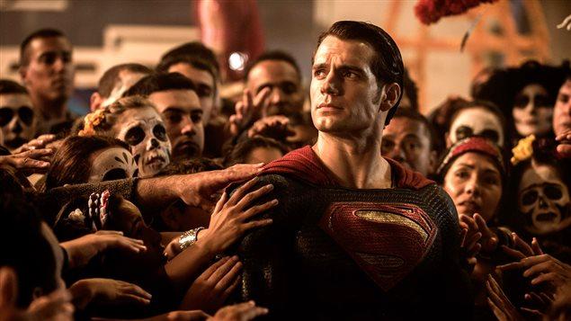 Le film «Batman vs Superman»