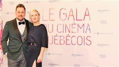 Les animateur Stéphane Bellavance et Pénélope McQuade