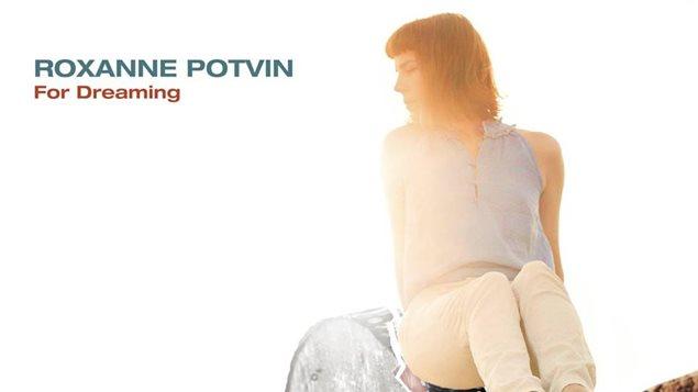 La couverture du dernier album de Roxanne Potvin.