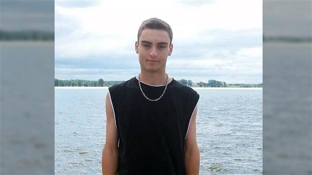 Guillaume Picotte, accusé de complot pour meurtre à Trois-Rivières