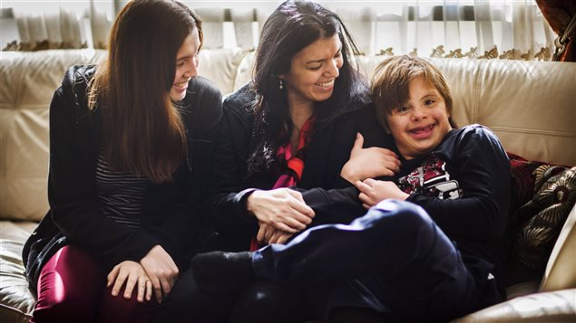 Young Nico Montoya has been told he is not admissible to Canada because his Down syndrome could be a burden on the health care system. He and his family will likely have to return to Costa Rica.