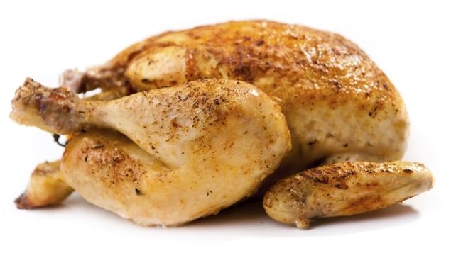 Un poulet r�ti