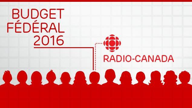 Dinero para Radio Canadá en el presupuesto 2016