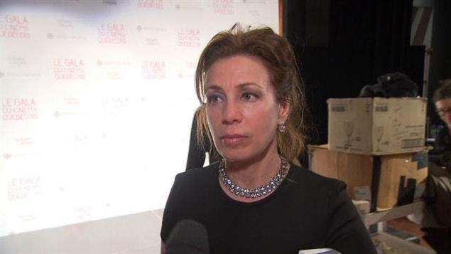 Entrevue avec Céline Bonnier
