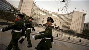 中国武警是维护社会治安的重要力量