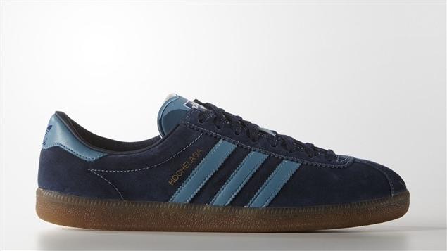 Le modèle de chaussure Hochelaga d'Adidas