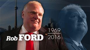 Toronto a dit adieu à Rob Ford lors de ses funérailles