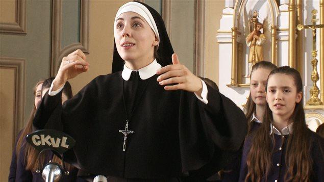 Une scène du film La passion d'Augustine, de Léa Pool