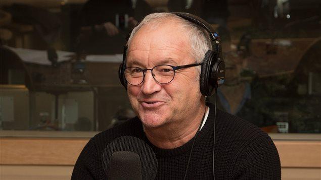 L'humoriste et com�dien Michel Barrette
