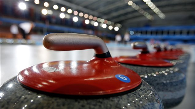 Pierres de curling