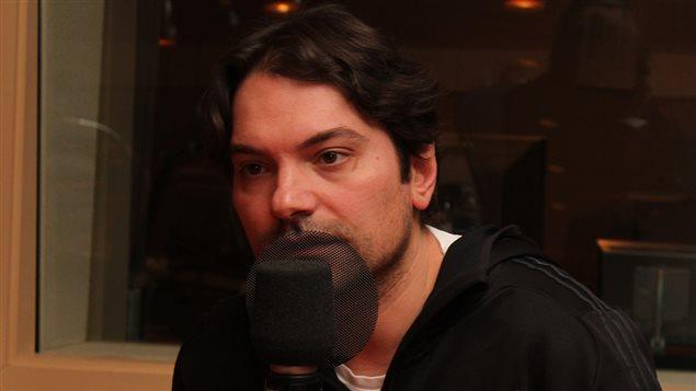 Nicolas Ciccone a lancé son plus récent album, Esprit libre, le 25 mars dernier.