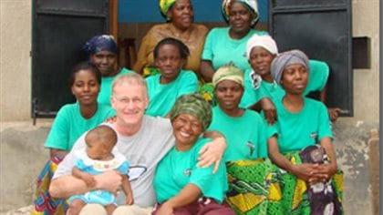 Prof. Gregor Reid is hopeful that the strain of probiotic that he donated will bring the 'tremendous value of fermented milk' to many more Africans.