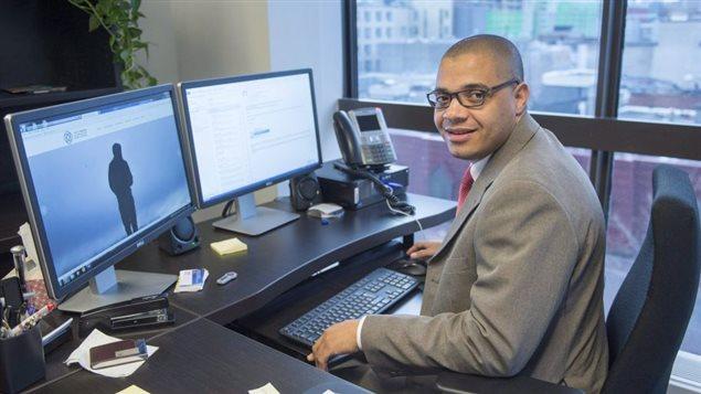 Le directeur du Centre de prévention de la radicalisation (CPRMV), Herman Deparice-OkombaPhoto: Ryan Remiorz La Presse canadienne