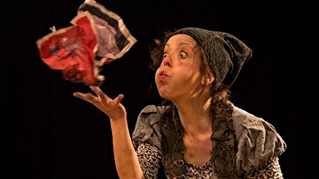 Patricia a vu Avant l'archipel présenté au théâtre jeunesse les Gros becs