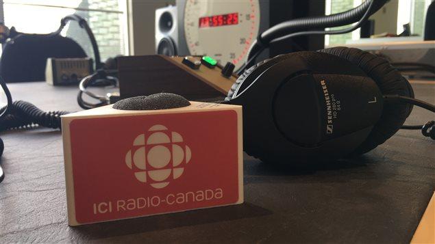 Nouveau studio de Radio-Canada � Windsor