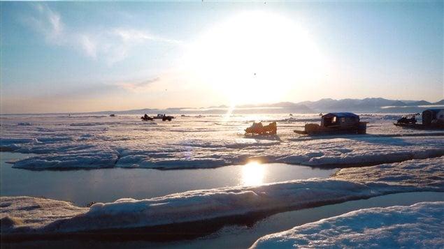 Dans le cadre d'un projet de recherche appliquée axé sur le Nord Canadien, l'argent alloué par Irving Shipbuilding vise à soutenir le dynamisme de l'industrie de la recherche maritime dans l'Arctique canadien