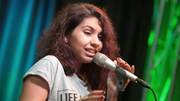 Singer-songwriter Alessia Cara is nominated for four Junos this year, including breakout artist and the fan choice award.