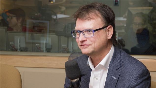 Le sondeur Jean-Marc Léger.