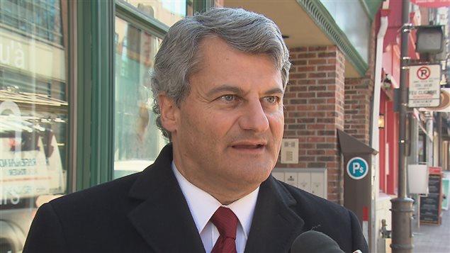 Gérard Deltell, député conservateur de Louis-Saint-Laurent