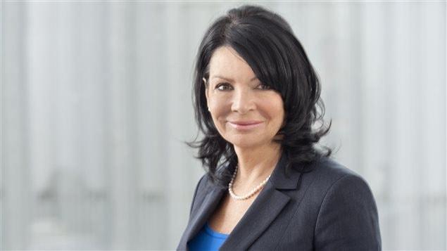 Lyne Dubois, Vice-présidente au développement des affaires CRIQ