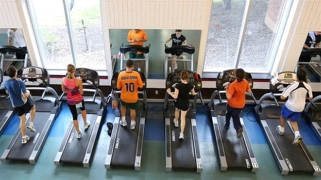 The study involved intense workouts of resistance (weight) and cardio activities. Although men were involved, Professor Phillips says previous tests indicate women could see the same results of weight loss and muscle retention or increase