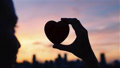 Le bénévolat est une histoire de coeur.