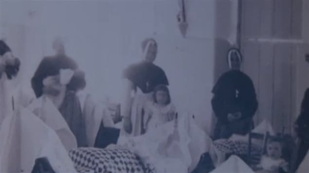 Founded in 1737, the Grey Nuns became providers of health care and social services, coming to the aid of the poor and the sick.