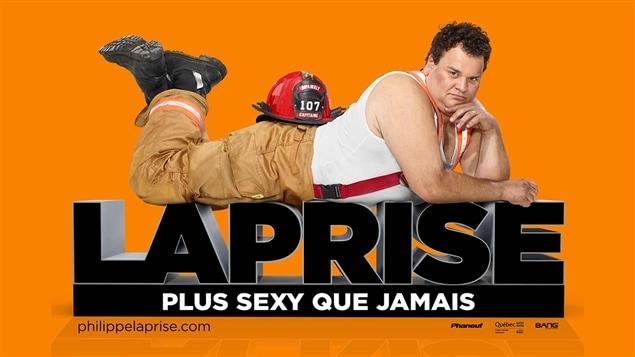 Plus sexy que jamais de Philippe Laprise