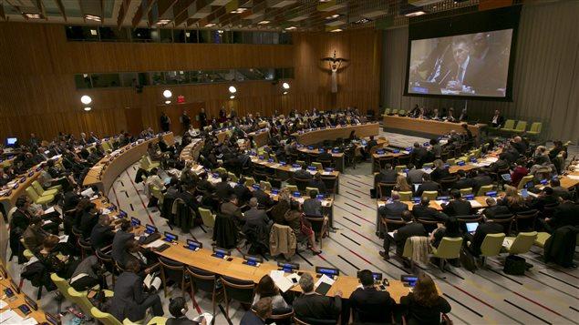Audition des candidats et candidates à la succession de Ban Ki-Moon aux Nations unies