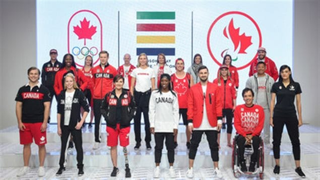The Team Canada Olympic and Paralympic uniforms were unveiled this week.
