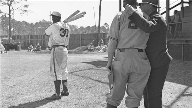 the noble experiment by jackie robinson Why is jackie robinson the correct choice for the noble experiment how did he show courage (before playing in the major leagues.