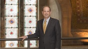 Josh Basseches est le nouveau directeur général du Musée royal de l'Ontario, en poste depuis le début avril 2016.