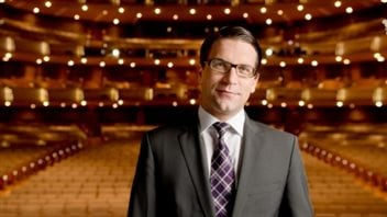 Alexander Neef dirige la Canadian Opera Company.