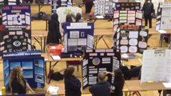 Près de 120 jeunes francophones participent à l'Expo-sciences du N.-B.