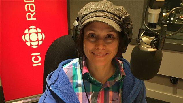 Michèle Laframboise, auteure et artiste