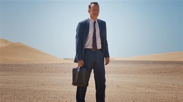 Tom Hanks dans <i>A Hologram for the King</i> de Tom Tykwer